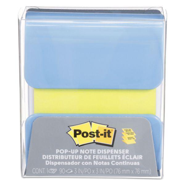 "Post-it 3"" Pop-up Notes Dispenser"