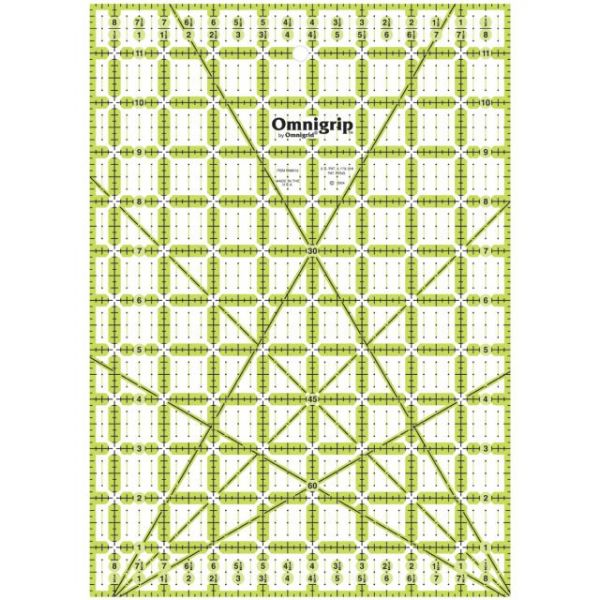 Omnigrip Non-Slip Quilter's Ruler