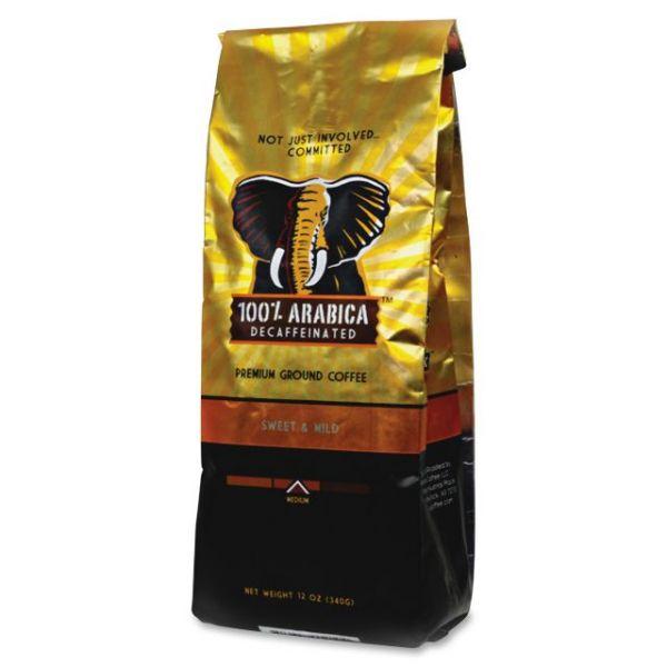 Westrock Coffee Arabica Decaf Ground Coffee