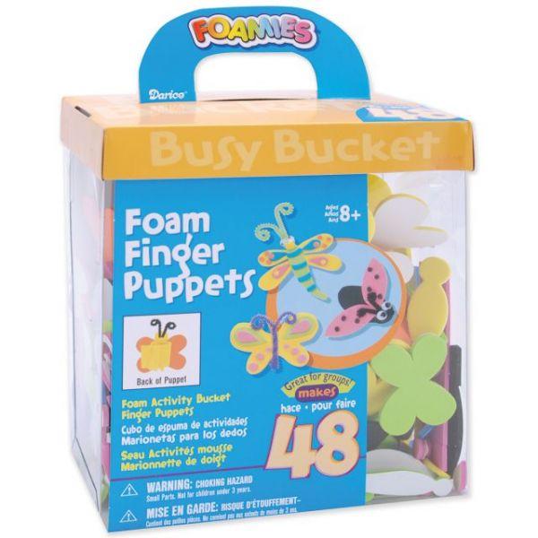 Foamies Finger Puppets Foam Kit