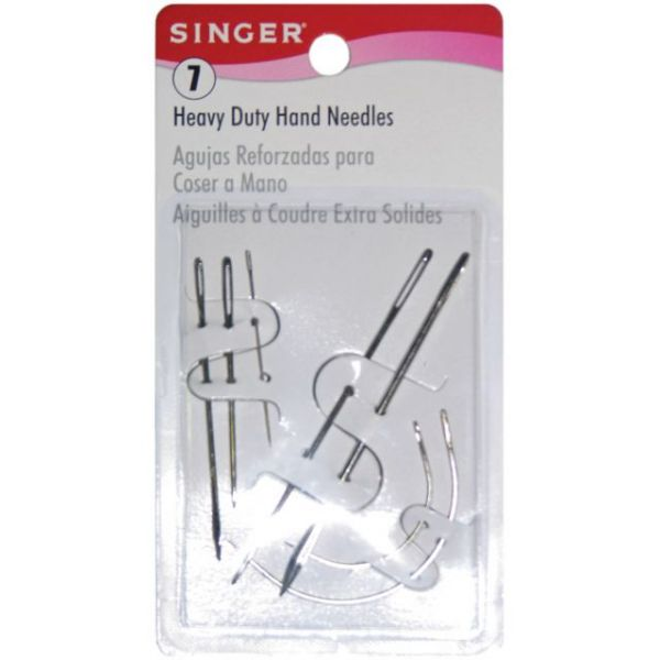 Singer Heavy-Duty Hand Needles