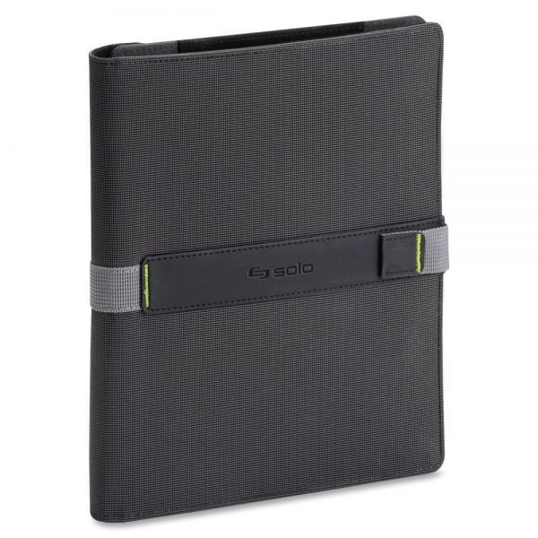 "Solo Surge Universal Tablet Case for 8.5""-11"" Tablets, Black/Gray"