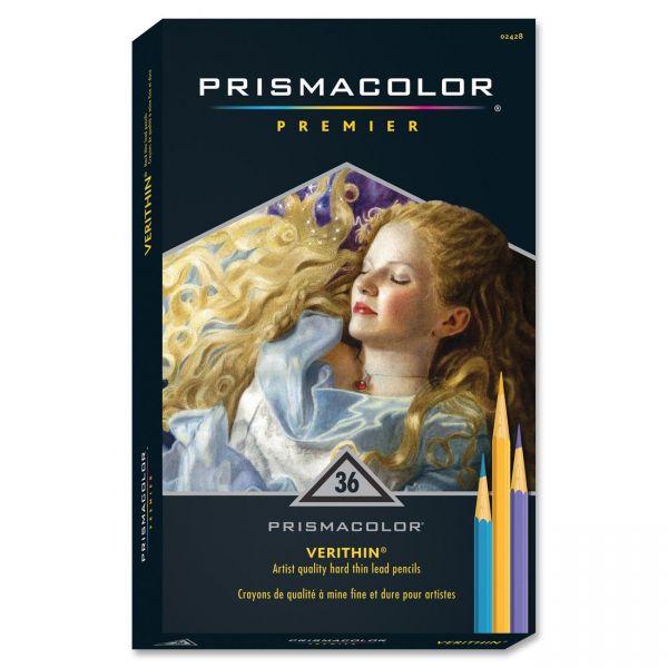 Prismacolor Verithin Colored Pencils