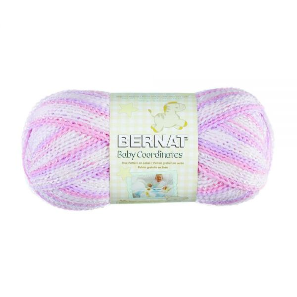 Bernat Baby Coordinates Yarn - Pink Parade