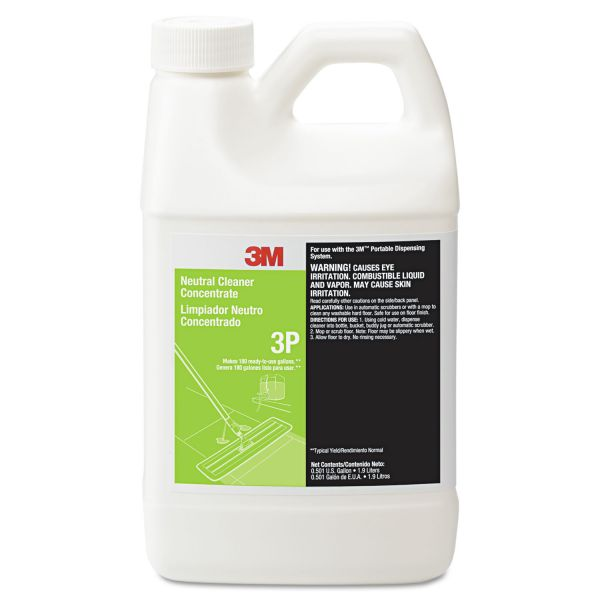 3M 3P Neutral Cleaner Concentrate