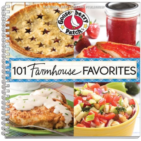 101 Farmhouse Favorite Recipes