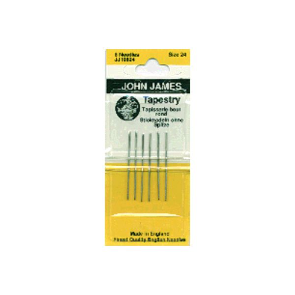John James Tapestry Hand Needles