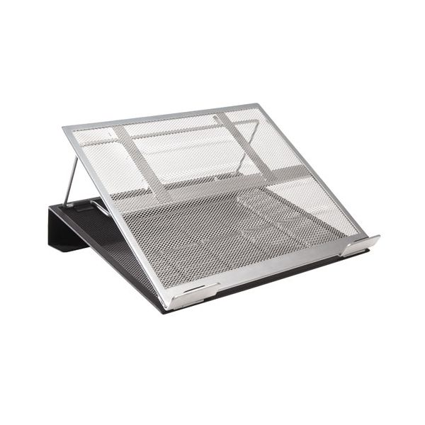 Rolodex Mesh Laptop Stand with Cord Organizer