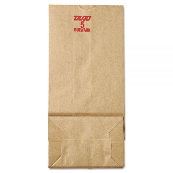 General #5 Extra Heavy-Duty Brown Paper Grocery Bags