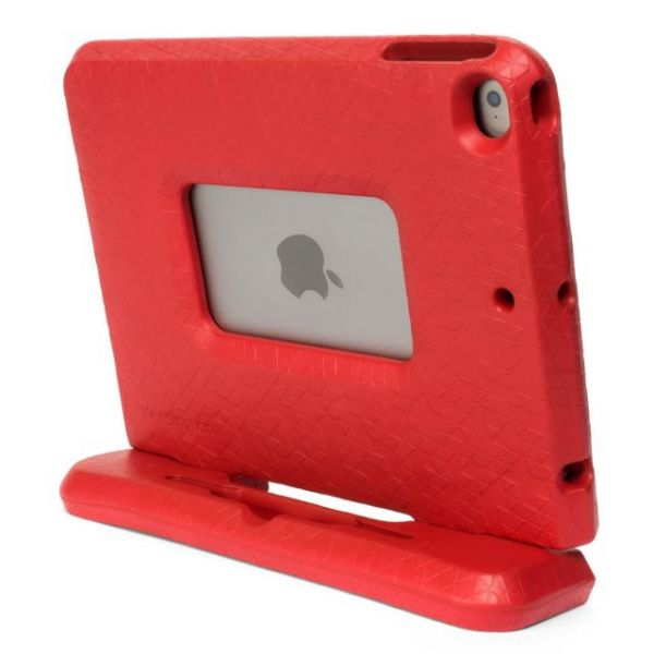 Kensington SafeGrip K97363WW Carrying Case for iPad Air 2, Stylus - Red