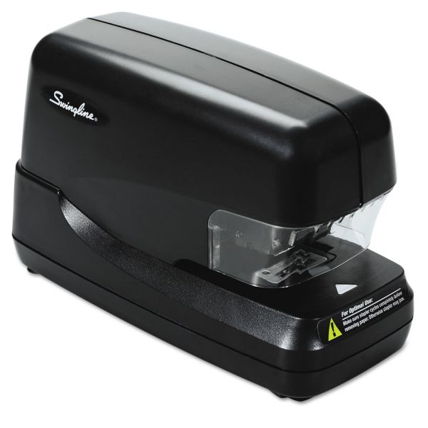 Swingline High-Capacity Flat Clinch Electronic Stapler
