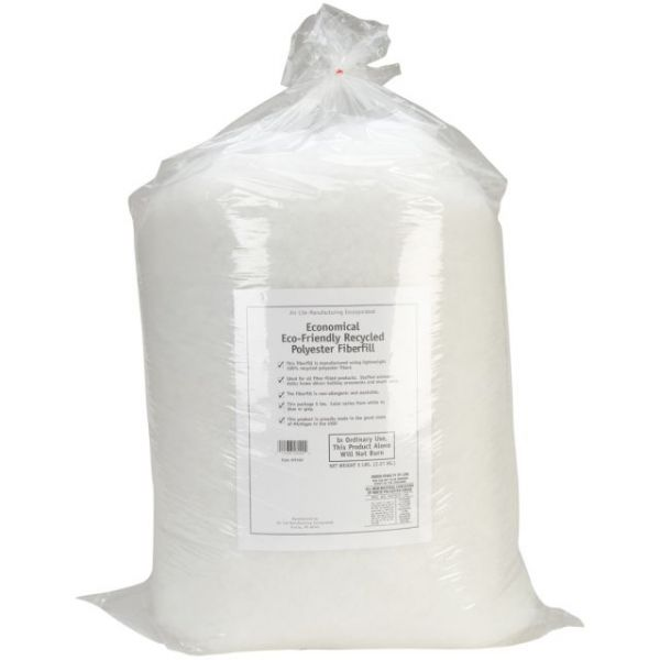 Eco-Friendly Recycled Polyester Fiberfill