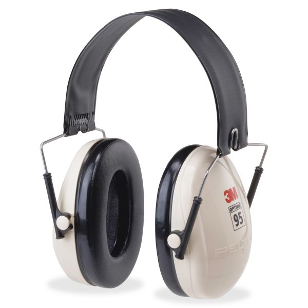 Peltor Optime 95 Low Profile Folding Earmuffs