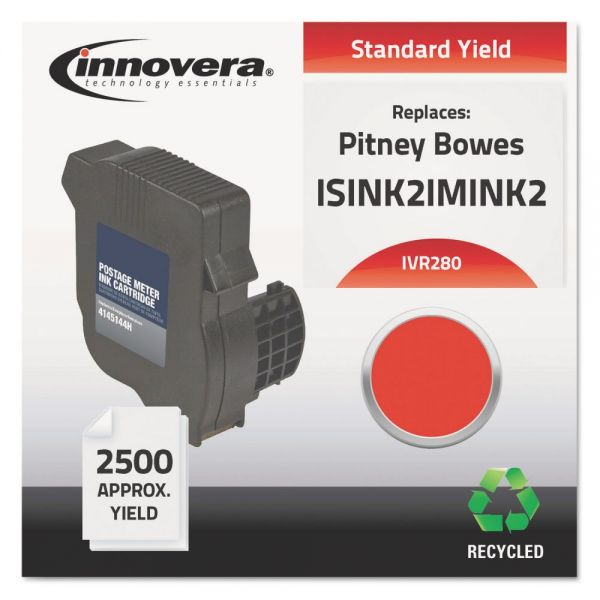 Innovera Remanufactured Pitney Bowes IM-280 (ISINK2IMINK2) Ink Cartridge
