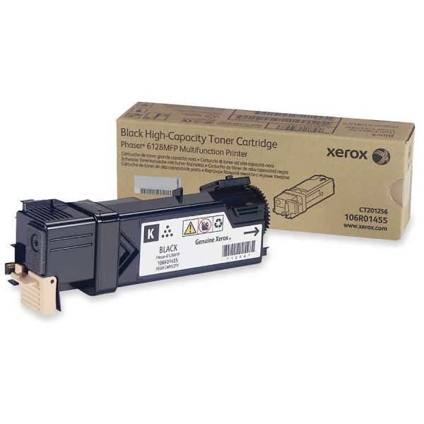 Xerox 106R01455 Black Toner Cartridge