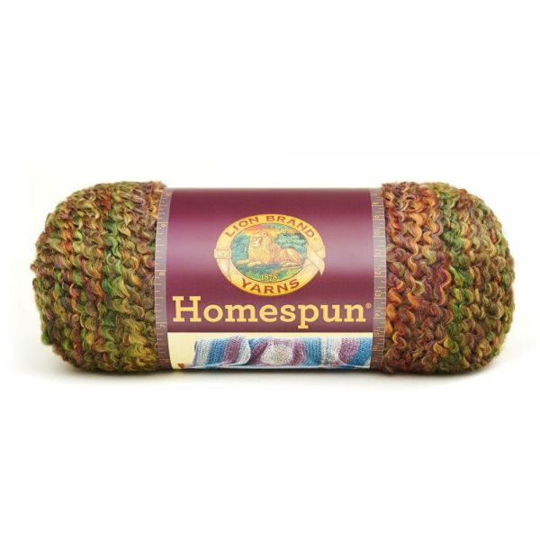 Lion Brand Homespun Yarn - Herb Garden