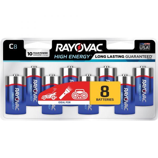 Rayovac C Batteries