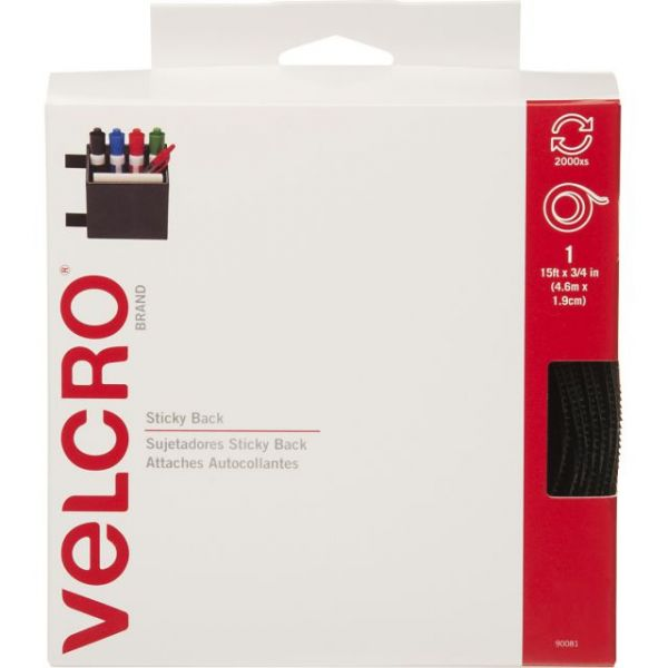 "VELCRO(R) Brand STICKY BACK Tape 3/4""X15'"