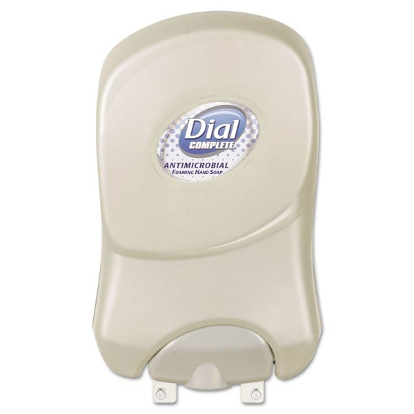 Dial Duo Touch-Free Soap Dispenser