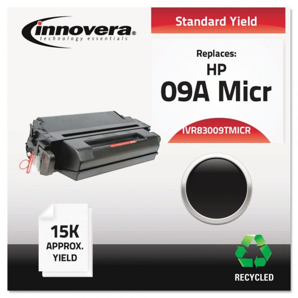 Innovera Remanufactured HP 09A (C3909A) Micr Toner Cartridge