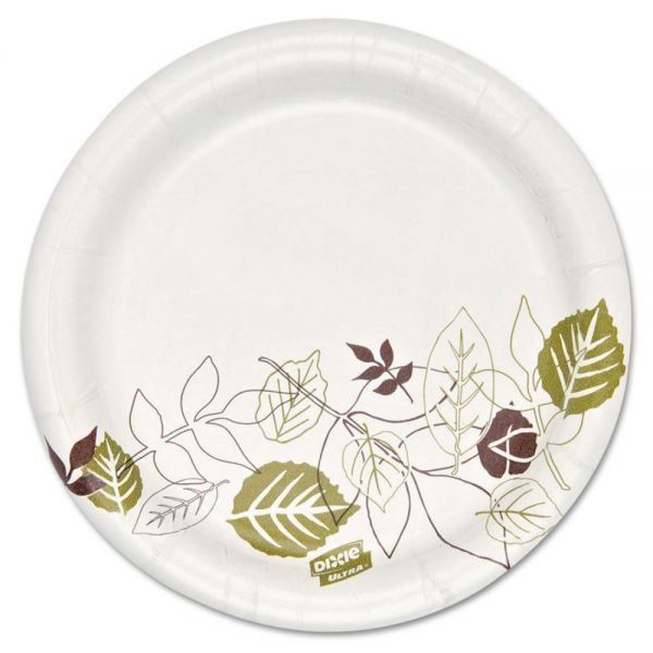 "Dixie Ultra Pathways Heavyweight 6"" Paper Plates"