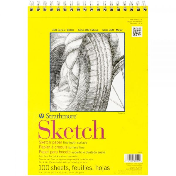 Strathmore Acid Free Sketch Book