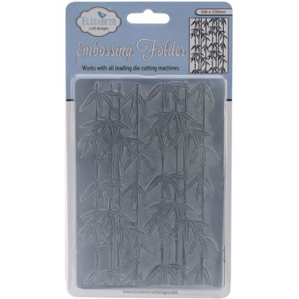 "Elizabeth Craft Embossing Folder 4""X6"""