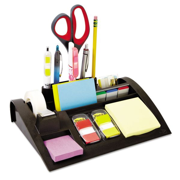"Post-it 3"" Notes Kit Desk Organizer"