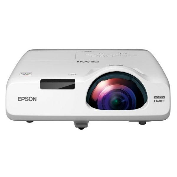Epson PowerLite 525W Short Throw LCD Projector - 720p - HDTV - 16:10