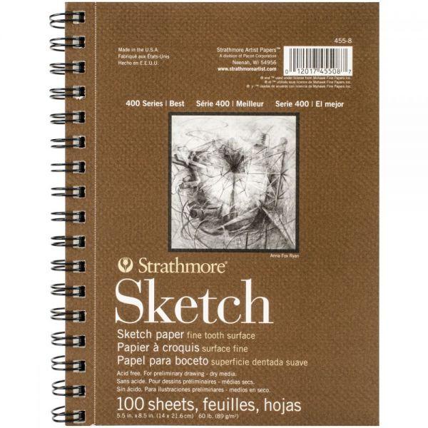 Strathmore Acid Free Sketch Paper Pad