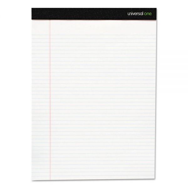 Universal One Premium Letter-Size Legal Pads