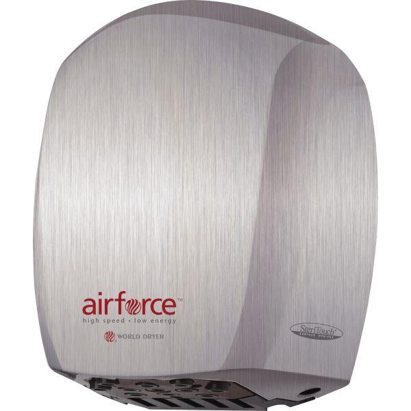 WORLD DRYER Airforce Hand Dryer