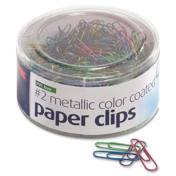 OIC #2 Coated Paper Clips