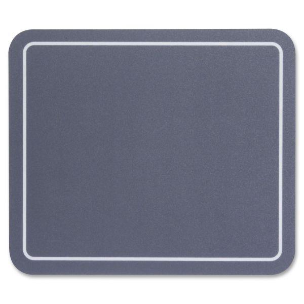 Kelly Computer Supply SRV Optical Mouse Pad, Nonskid Base, 9 x 7-3/4, Gray