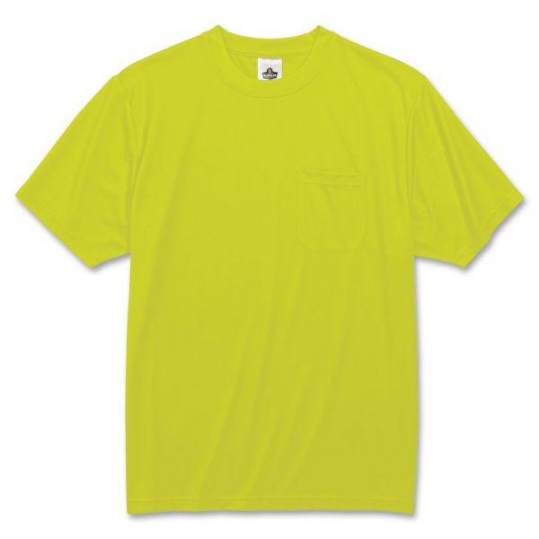 GloWear Non-certified Lime T-Shirt