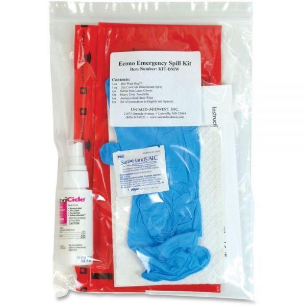 Unimed-Midwest Econo Emergency Spill Kit