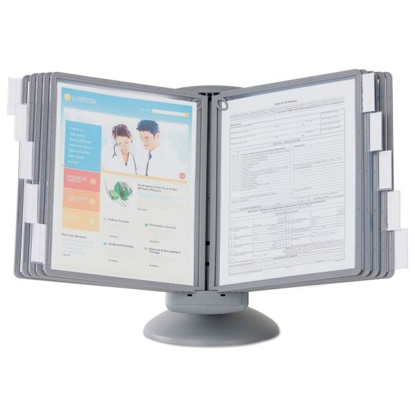 Durable Sherpa Motion Desk Reference System