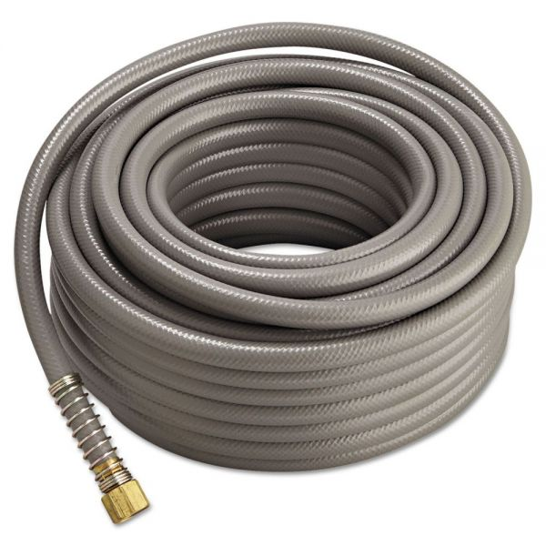 Jackson Pro-Flow Commercial Duty Hose, 5/8in x 100ft, Gray