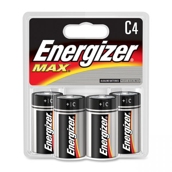 Energizer MAX C Batteries