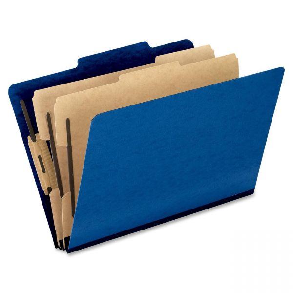Pendaflex 2-Divider PressGuard Classification Folders