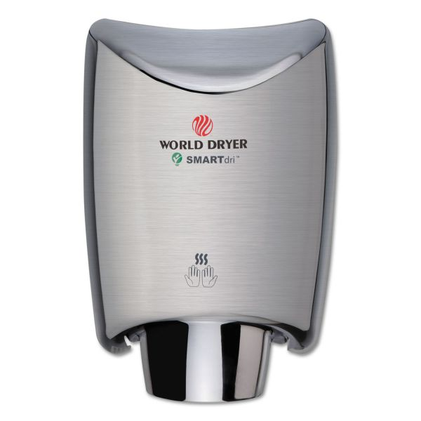 WORLD DRYER SMARTdri Hand Dryer