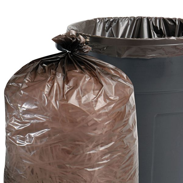 Stout 100% Recycled 30 Gallon Trash Bags