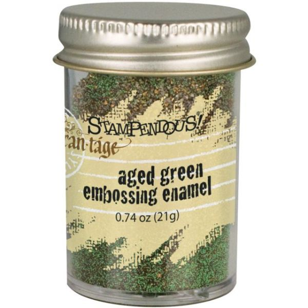 Stampendous Aged Embossing Enamel .60oz