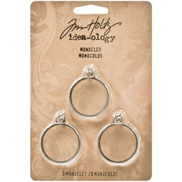 "Idea-Ology Monocles 1.25"" 3/Pkg"