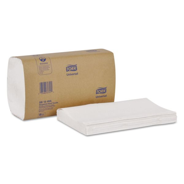 Tork Universal Single-Fold Paper Towels