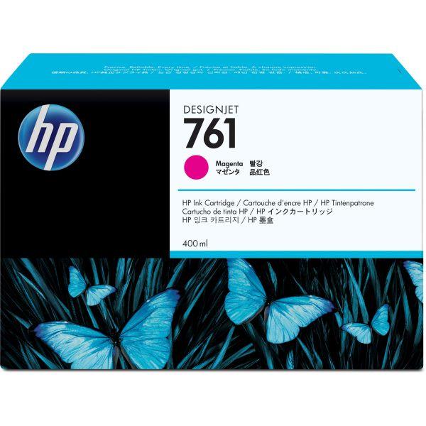 HP 761 Magenta Ink Cartridge (CM993A)
