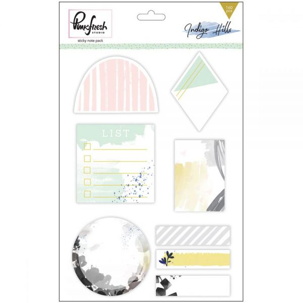Indigo Hills Sticky Note Pack