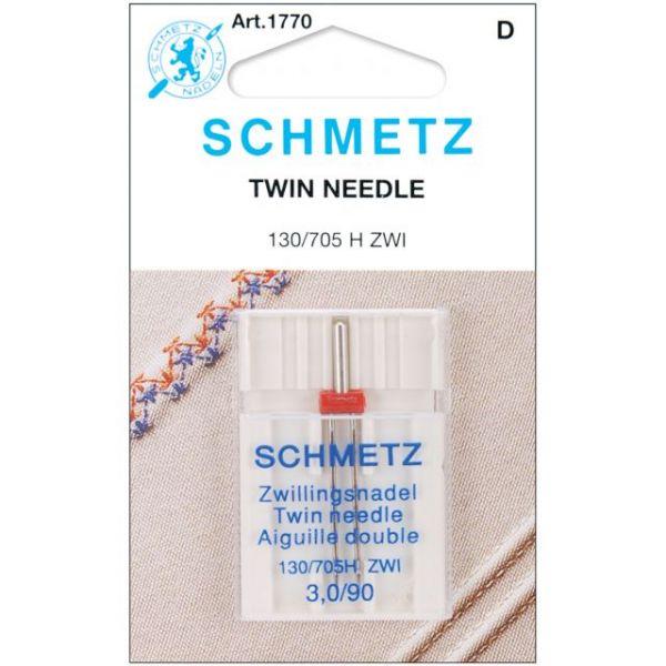 Twin Machine Needle