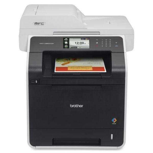 Brother MFC-L8850CDW Laser Multifunction Printer - Color - Plain Paper Print - Desktop