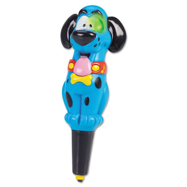 "Hot Dots Jr. ""Ace"" - the Talking, Teaching Dog"